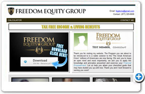 Freedom Equity Group Home Page