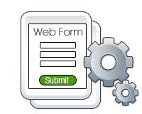 Custom Web Forms