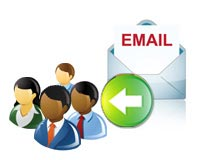 Group Email Broadcasting
